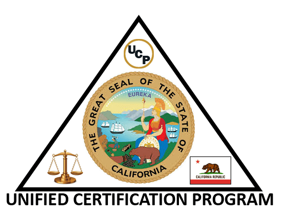 Unified Certification Program - California